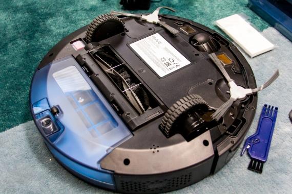 Обзор робота-пылесоса ELARI SmartBot Turbo. Мощь и «Алиса ...