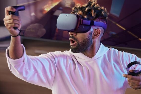 Oculus Quest: как Rift, только без ПК и дешевле2