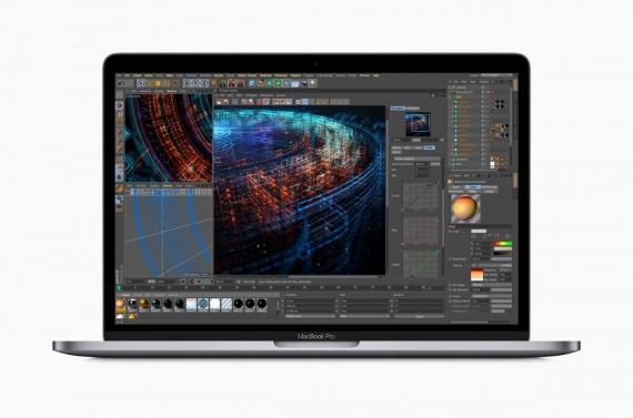 Apple обновила процессоры и клавиатуру MacBook Pro1