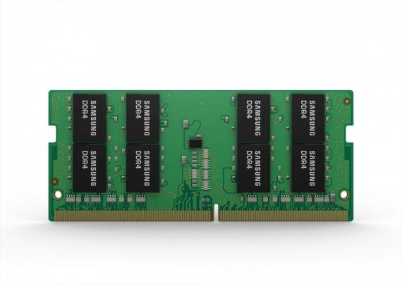 Samsung выпустила SODIMM-модули памяти на основе 10-нм технологии2
