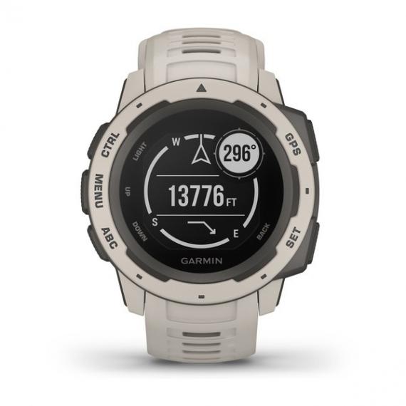 Garmin Instinct: GPS и ударопрочный корпус1