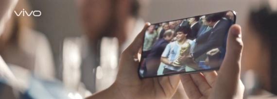 Vivo выпустит смартфон с выдвижной фронтальной камерой2