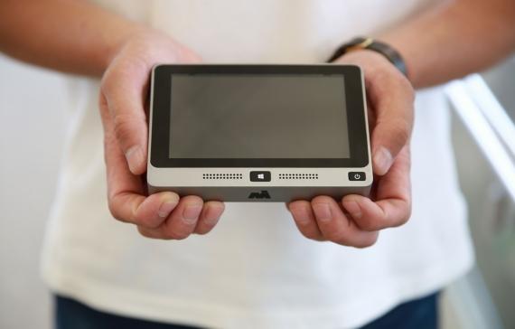 Mini PC — карманный ПК, взорвавший Indiegogo0