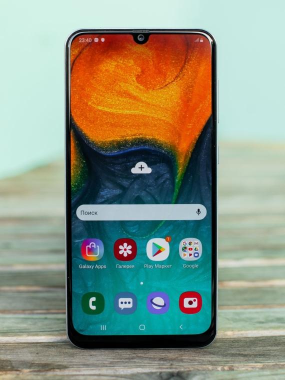 Обзор Samsung Galaxy A30 и A50 — вся власть экрану35