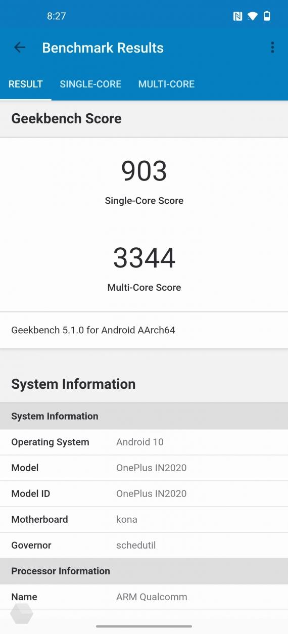 Обзор OnePlus 8 Pro: теперь в нём есть всё10