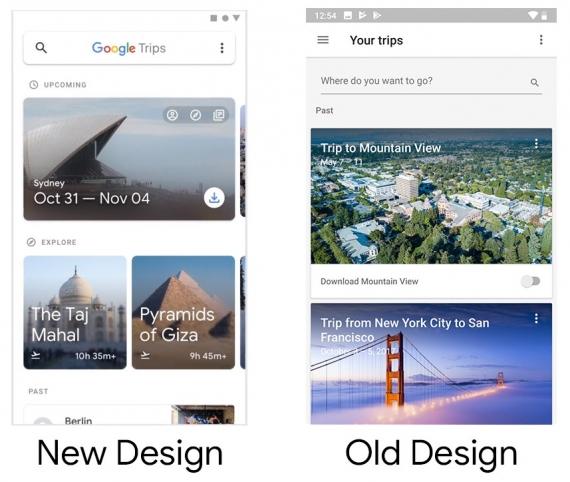 Дизайнер Google опубликовал ролик с новым Material Design7