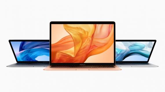 MacBook Air обновился с дисплеем Retina и двумя USB Type-C0