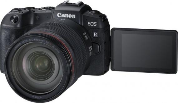 Компактная беззеркальная камера Canon EOS RP приходит в Россию3