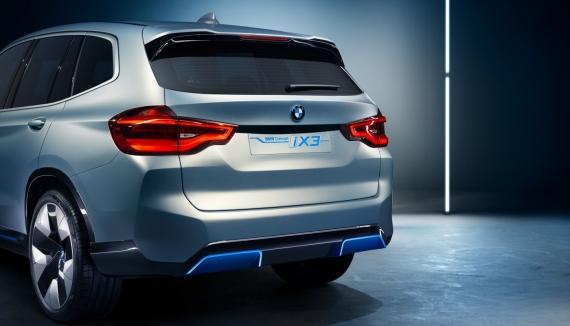 BMW выпустит электрическую версию кроссовера X35