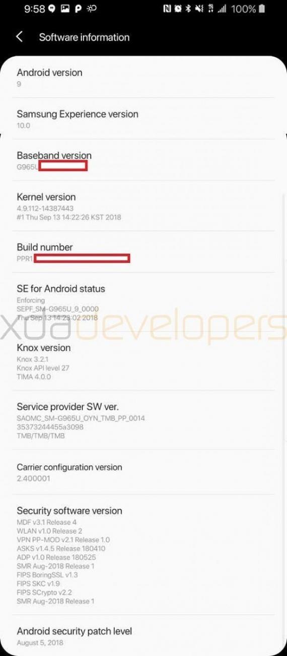 Что нового в Samsung Experience 10 на Android Pie?4