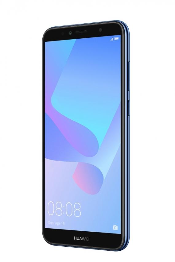 Старт продаж Huawei Y6 Prime 2018 в России1