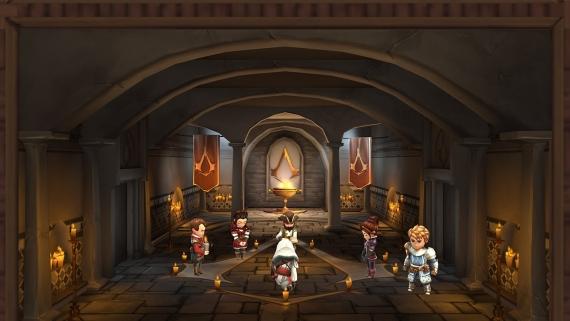 Ubisoft анонсировала новую игру в серии Assassin's Creed для iOS и Android1