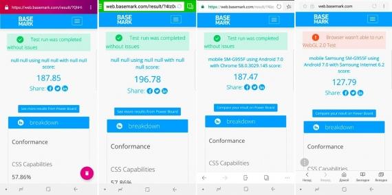 Какой мобильный браузер на Android самый быстрый? Часть 24