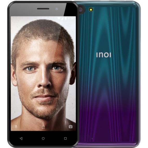 Новые цветовые решения для бюджетных смартфонов Inoi3