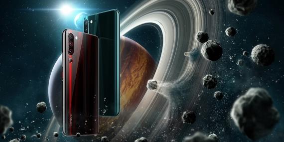 Представлен Lenovo Z6 Pro с 12 ГБ ОЗУ и чётырьмя камерами3