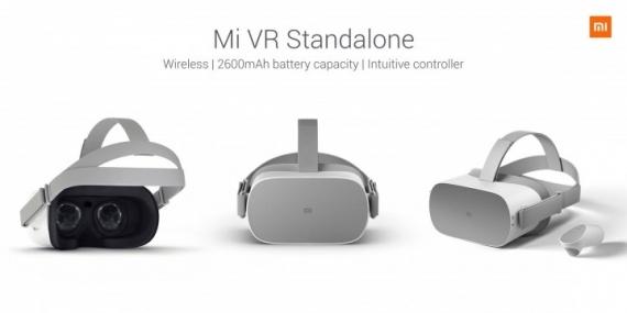 Xiaomi презентовала 75-дюймовый Mi TV 4 и шлем Mi VR Standalone3
