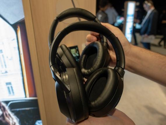 Наушники Sony WH-1000XM3: первый взгляд4