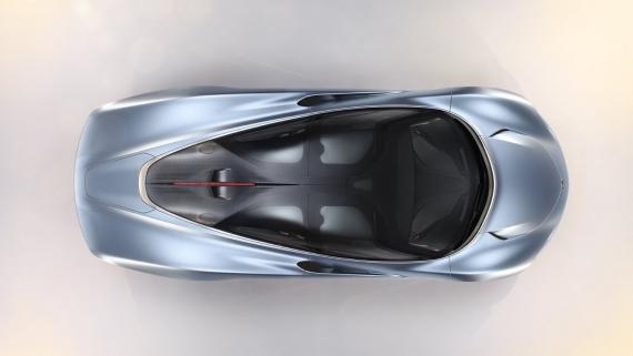 Гибридный гиперкар McLaren Speedtail разгоняется до 403 км/ч5