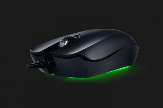 Razer выпустила доступную мышь с подсветкой Razer Chromа3