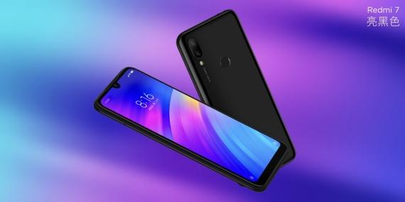 Xiaomi представила бюджетный Redmi 73