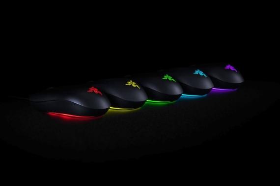 Razer выпустила доступную мышь с подсветкой Razer Chromа4
