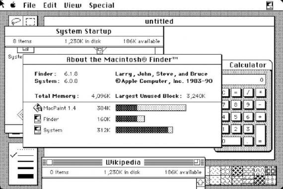 История развития и стандартные обои со всех версий macOS4