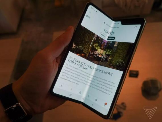 Что говорят журналисты о складном смартфоне Samsung Galaxy Fold6