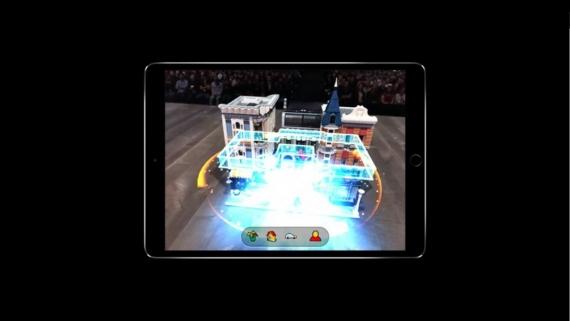 Что ждёт дополненную реальность в iOS 12?5