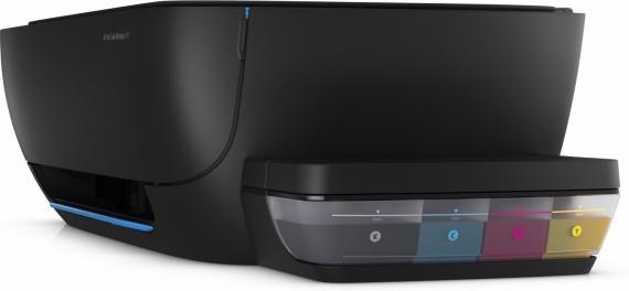 HP представила обновлённую линейку МФУ1