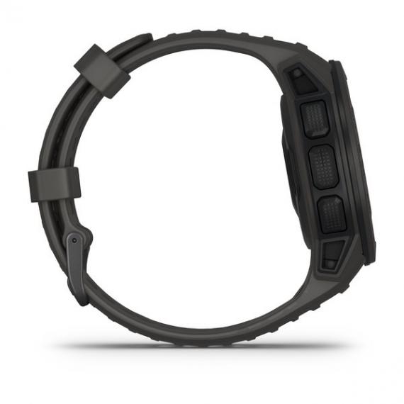 Garmin Instinct: GPS и ударопрочный корпус5