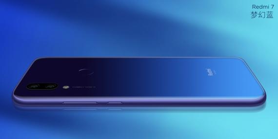 Xiaomi представила бюджетный Redmi 75