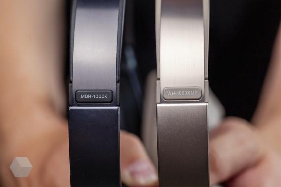Наушники с шумоподавлением Sony MDR-1000X и WH-1000XM2 — какие лучше?2