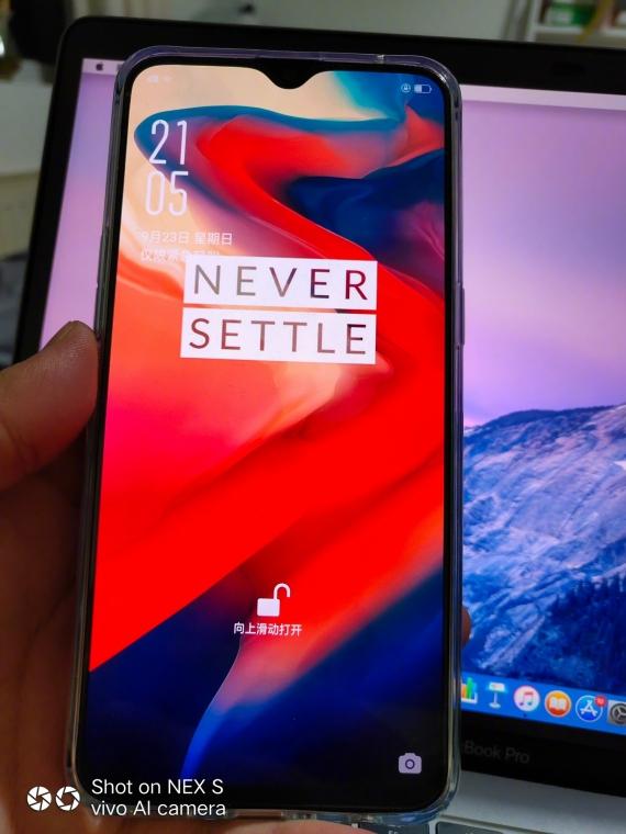 Фотографии OnePlus 6T: спасибо, что не iPhone2