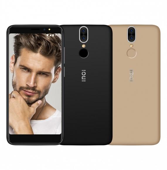 INOI 6: большой аккумулятор и Android Go1
