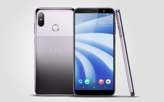HTC U12 life: NFC, Type-C и стильный дизайн за 27 тысяч рублей3