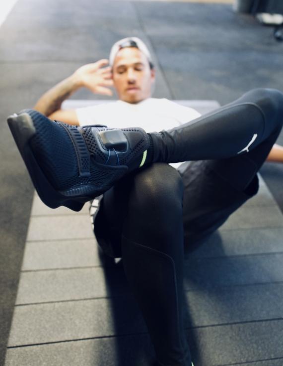Puma Fit Intelligence: умные кроссовки с управлением натяжения шнурков1
