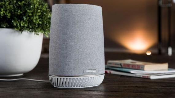 Смарт-колонка Orbi Voice может раздавать Wi-Fi1