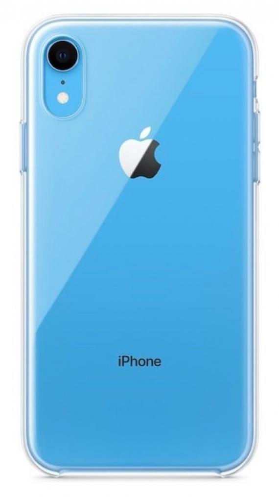 Apple выпустит прозрачный чехол для iPhone XR1