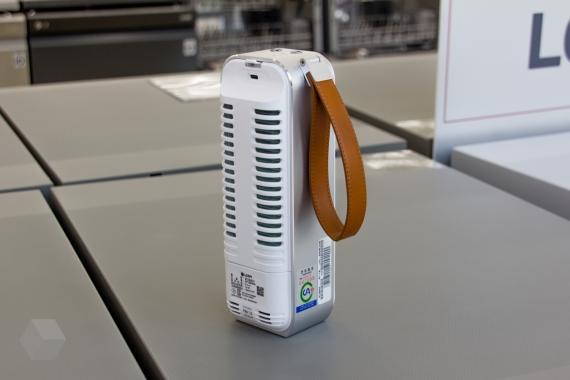 Очиститель воздуха LG PuriCare Mini. Чистый воздух там, где ты4