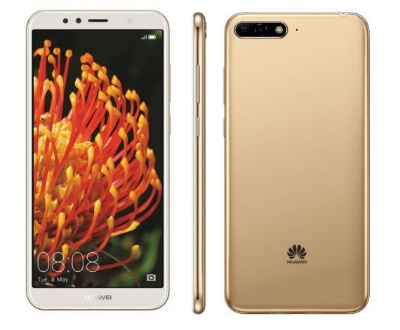 Первые изображения смартфонов обновлённой Y-серии от Huawei3
