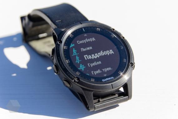 Обзор Garmin Fenix 5 Plus. Почему это лучшие часы для спортсменов?15