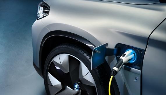 BMW выпустит электрическую версию кроссовера X37