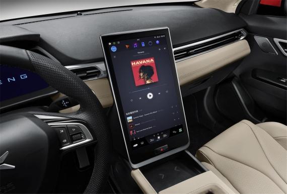 Китай готовится конкурировать с Tesla в производстве кроссоверов6