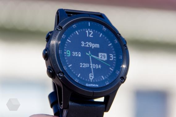 Обзор Garmin Fenix 5 Plus. Почему это лучшие часы для спортсменов?9