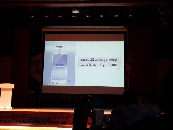 Пресс-завтрак с Meizu: смартфон с NFC, Flyme 7 и Android One8