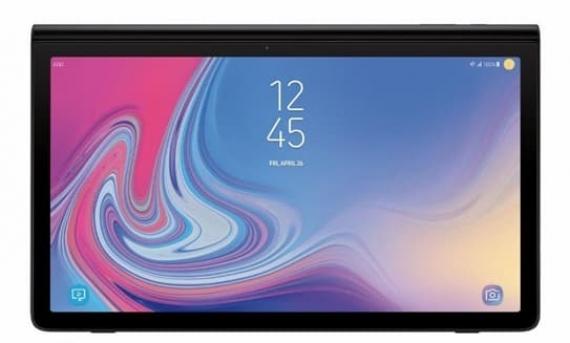 Рендеры 17,5-дюймового планшета Samsung Galaxy View 21