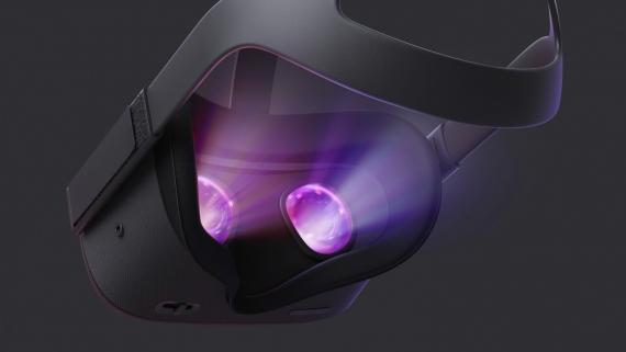 Oculus Quest: как Rift, только без ПК и дешевле0