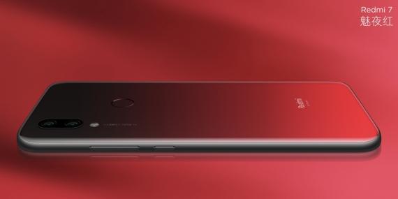 Xiaomi представила бюджетный Redmi 72