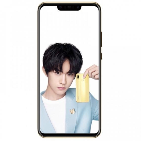 Huawei показала смартфон Nova 3 до анонса1