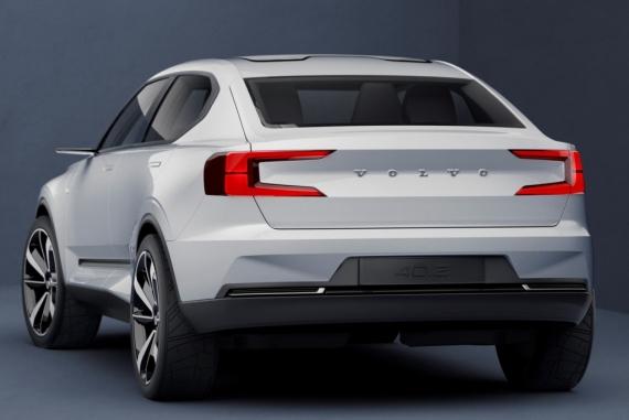 Так выглядит первый электромобиль от Volvo2